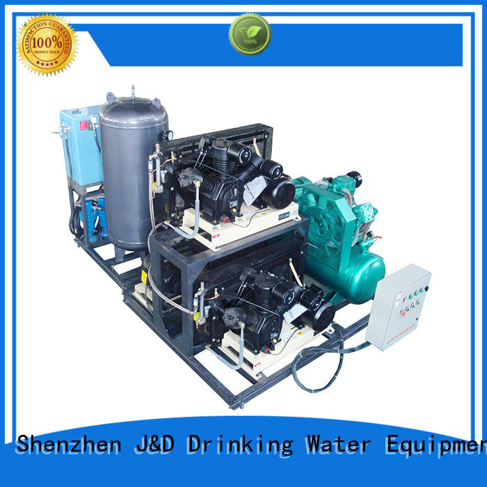 J&D WATER easy operation Suger-Melting Pot competitive price for customization