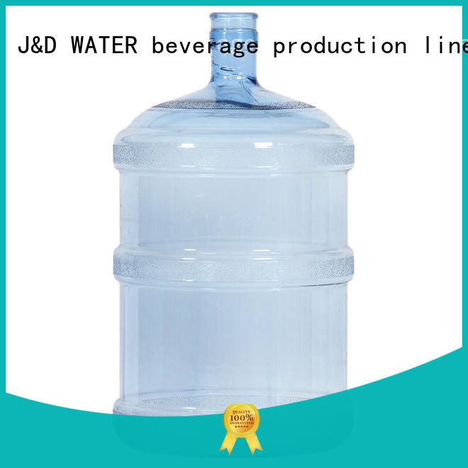 bottles wholesale top selling for water packing J&D WATER