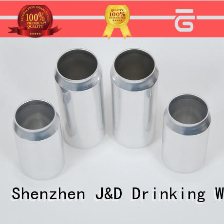 J&D WATER wholesale can for water packing