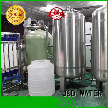 standrad reverse osmosis equipment With Steel for water treatment