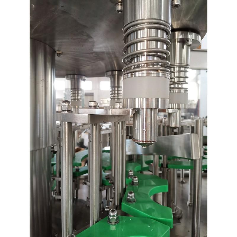 J&D WATER intelligent filling capping machine engineering for pure water-3