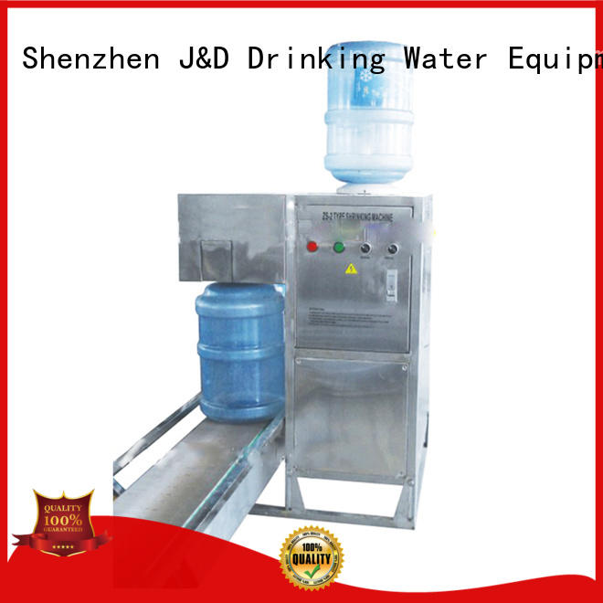 bottle packing machine automatic for milk J&D WATER