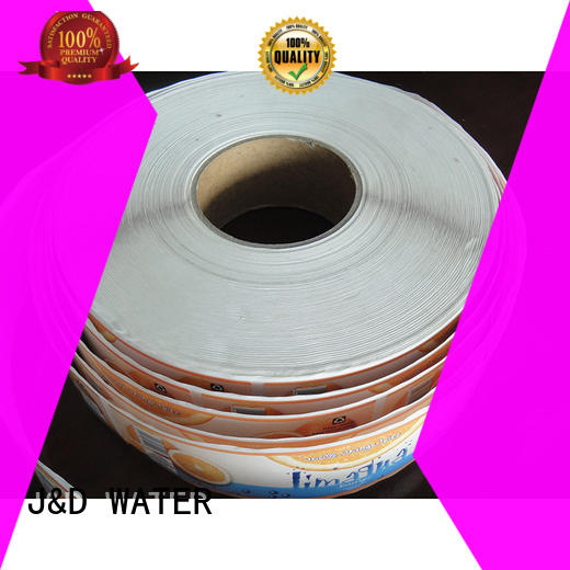 easy operation self adhesive sticker label engineering advanced technology