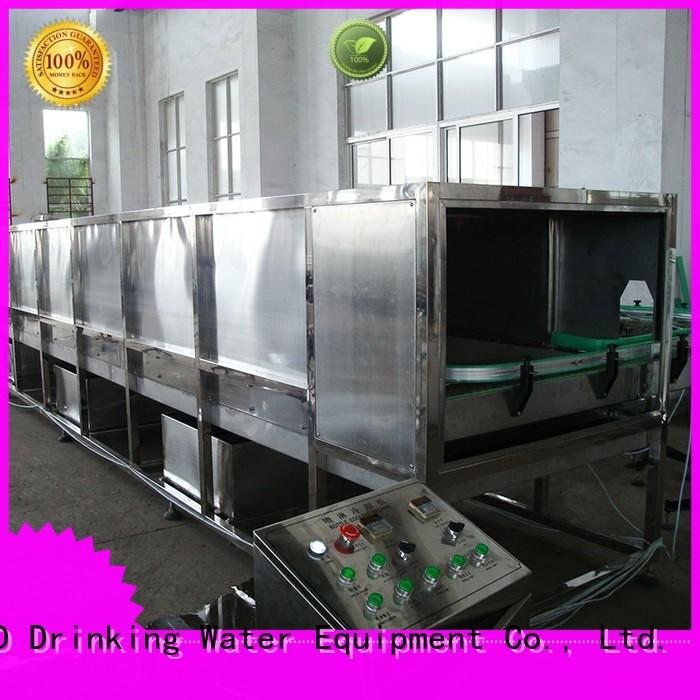 J&D WATER adjusted bottle washing filling capping machine high automation for pure water