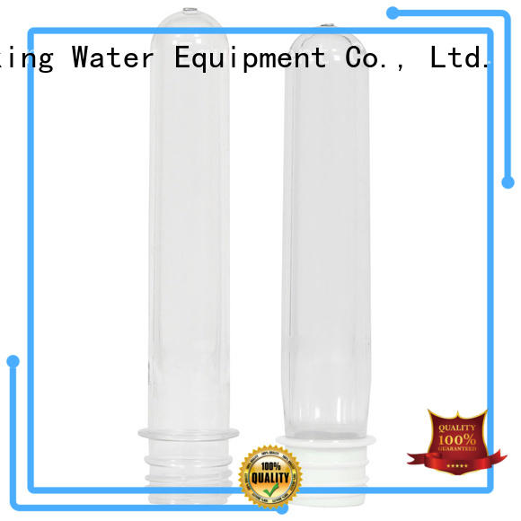J&D WATER bottle preform factory direct supply light weight