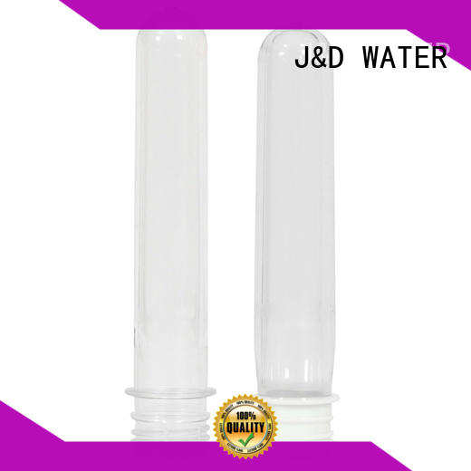 J&D WATER wholesale pet bottle preform light weight