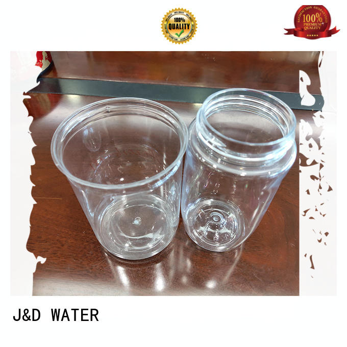 high quality plastic can top brand for water packing