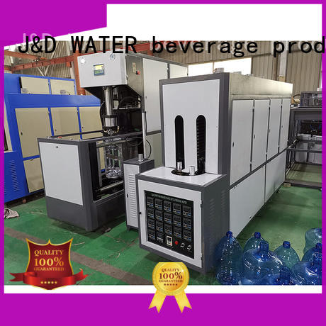 J&D WATER energy saving blow moulding machine manufacturer for 2 Gallon
