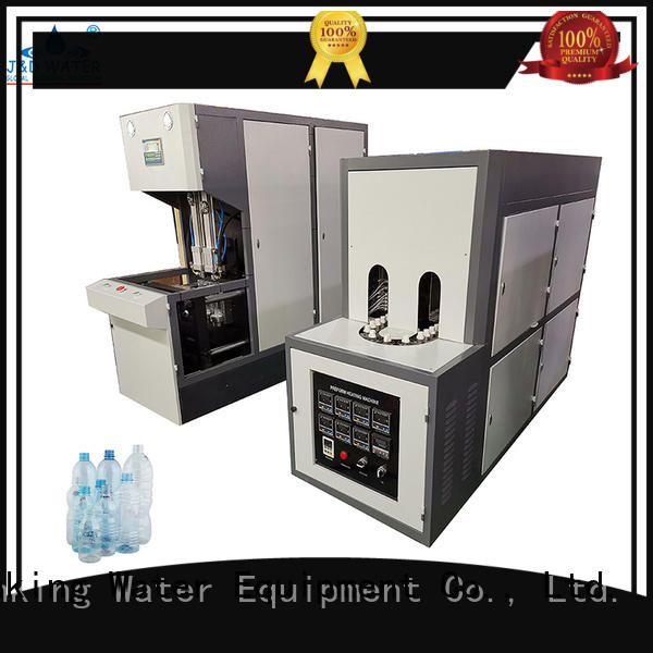 J&D WATER energy saving blow molding machine manufacturers factory for mineral water bottles