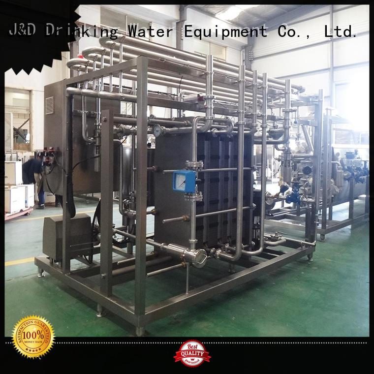 water filling machine J&D WATER