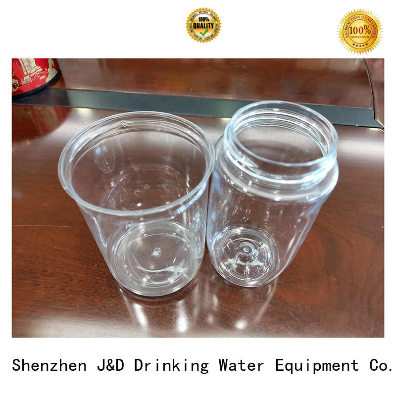 J&D WATER high quality aluminum can fast delivery from best factory