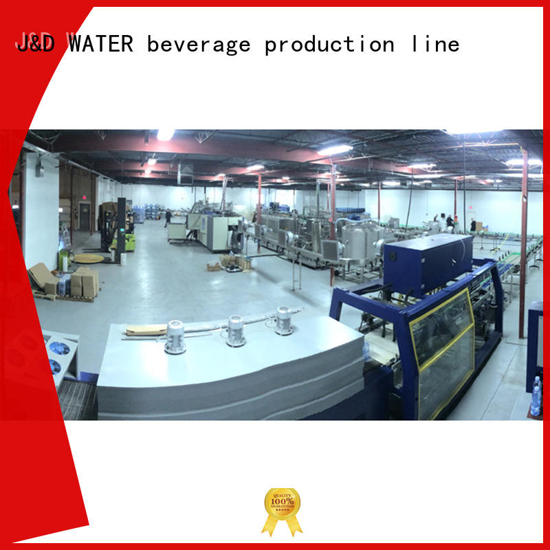 larger capacity mineral water machinecomplete function for beverage
