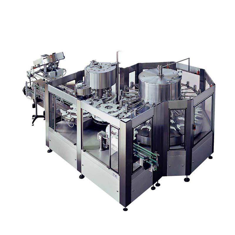 JNDWATER Automatic Oil filling machine