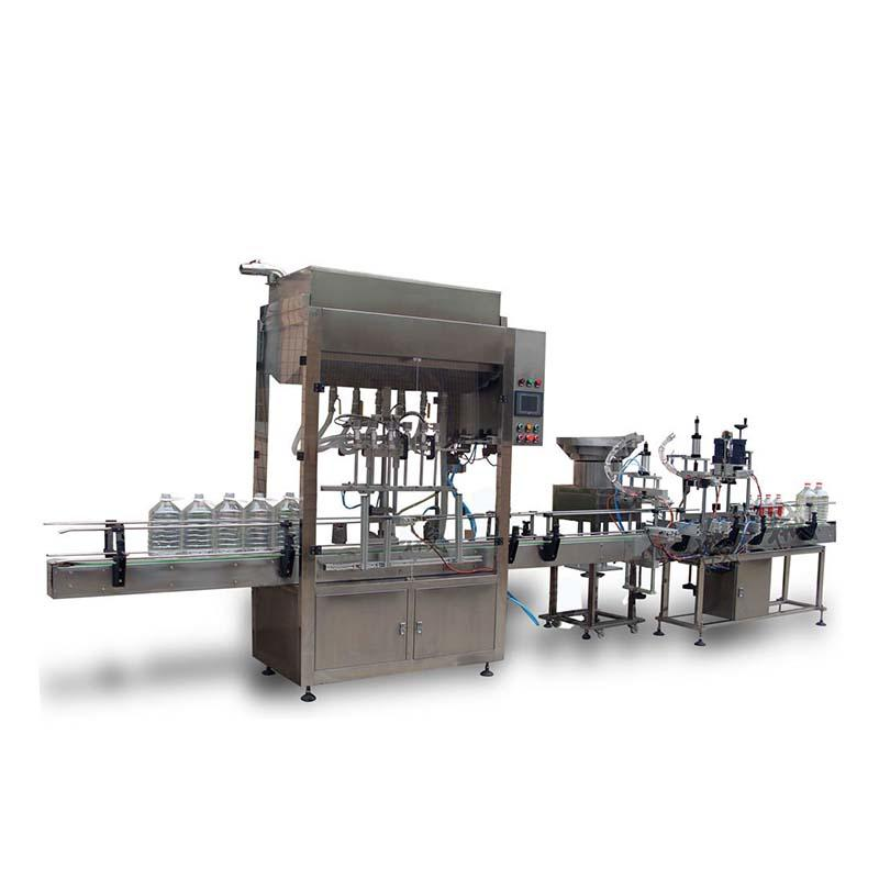 JNDWATER Automatic Oil filling machine