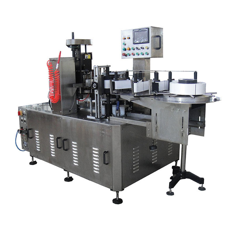 JNDWATER Hot Melt Glue/OPP Labeling Machine