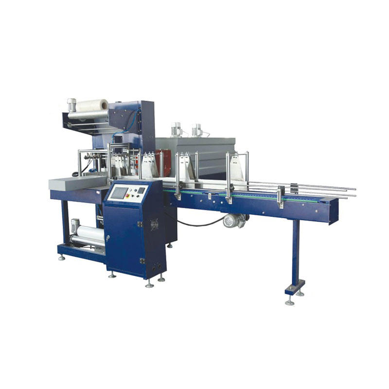 JDN-150A Auto Sealing and Shrink Wrap Machine
