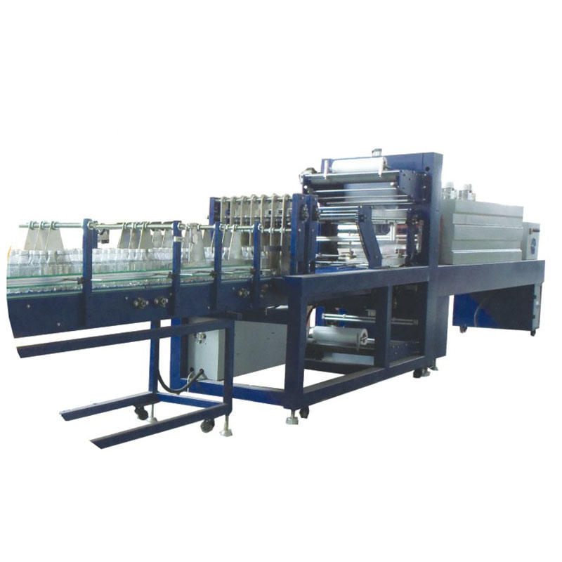 JND-200A Linear Sealing & Shrinking Wrapping Machine