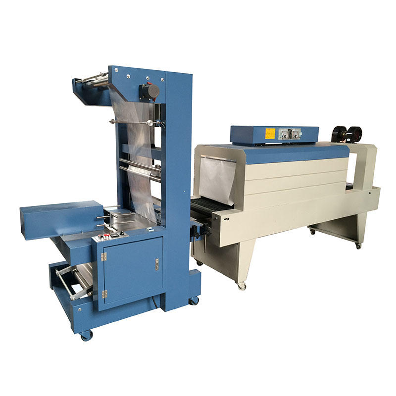 JND-250B Semi-auto Sealing and Shrink Wrap Machine