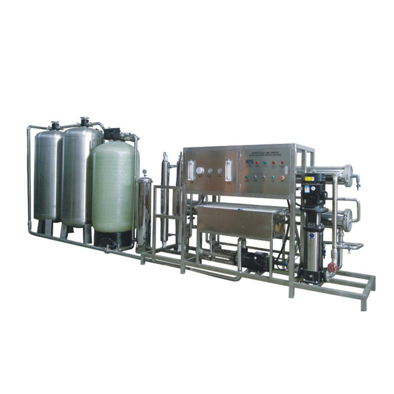 JNDWATER Reverse Osmosis System Water Treatment Machine