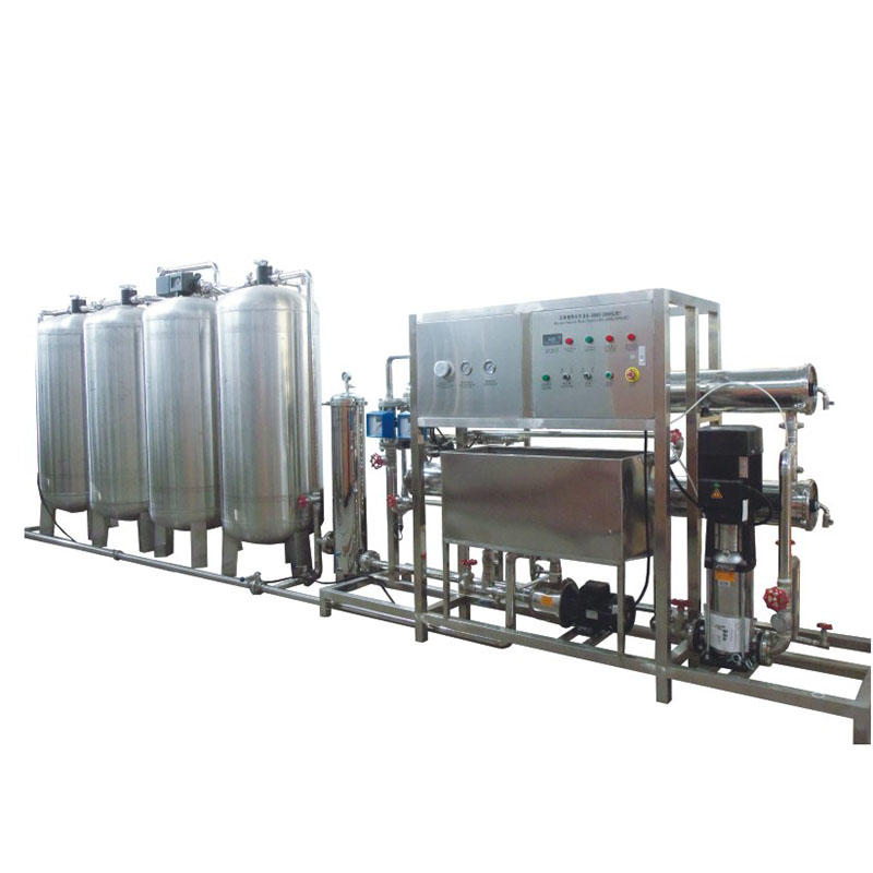 JNDWATER Reverse Osmosis System Water Treatment Machine